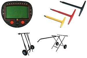 Data Loggers,Tools & Trolleys