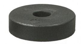 Seat Spacer Black Plastic 8mm Pkt 6