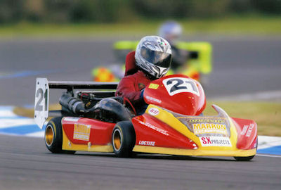MKC gears up for Superkarts